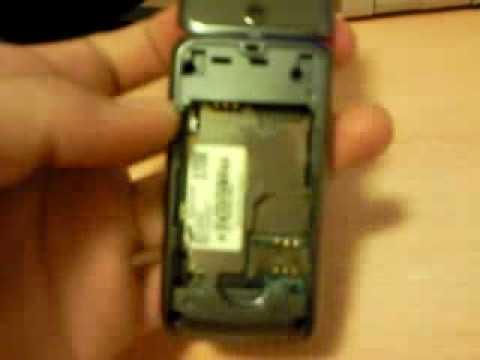 Vista previa del Samsung SGH-M310 de Movistar
