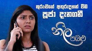 කුරුළුගේ අතුරුදහන් වීම පූජා දැනගනී😐 | Neela Pabalu | Sirasa TV Thumbnail