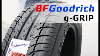 BFGoodrich G-GRIP /// обзор 2018