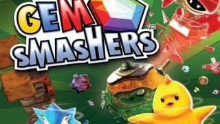 CGRundertow GEM SMASHERS for Nintendo 3DS Video Game Review
