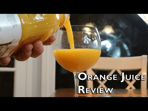 Juicy Juice Orange Juice Review - Reviews with Mulktime