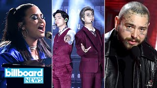 BBMAs Recap: Post Malone Big Winner, Demi Targets Trump, Doja Cat is Juicy, & More | Billboard News