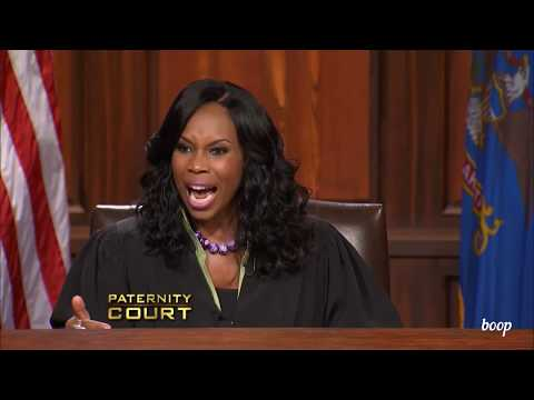 My Favorite Paternity Court Moments