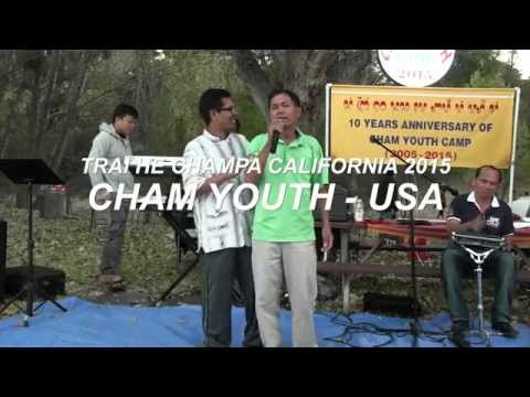 TRẠI  HÈ CHAM YOUTH CAMP USA  2015 PART 3