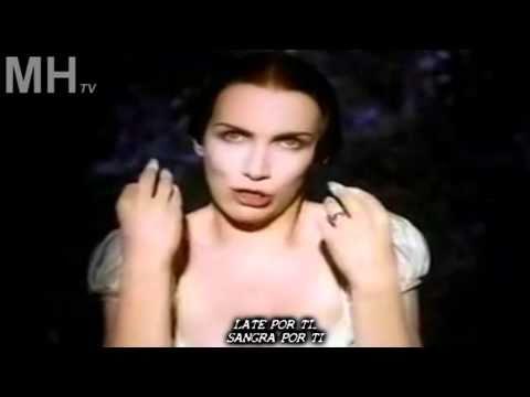 Annie Lennox - Love Song for A Vampire (subtitulado) HD