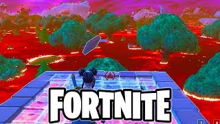 Fortnite The Floor Is Lava LTM | Patch Update v8.20