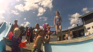 Løkken Klit Camping - PoolParty 2012
