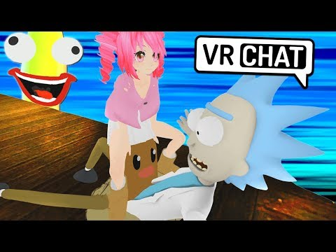 WHY ARE PEOPLE LIKE THIS? - VRChat Funny Moments