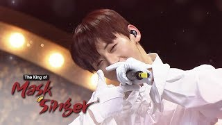 Terius is Hwang Min Hyun (Wanna One)!! [The King of Mask Singer Ep 144]