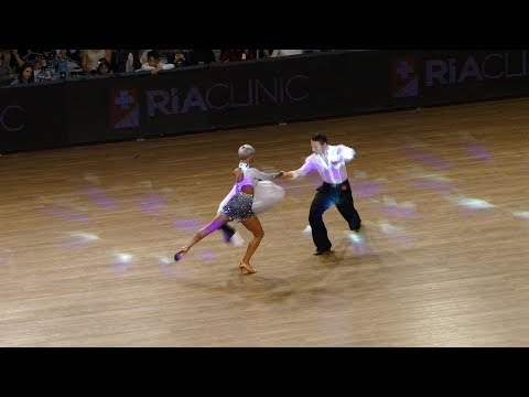 Dance Masters 2018 - WDSF World Open Latin Finals - Passo Doble Solo
