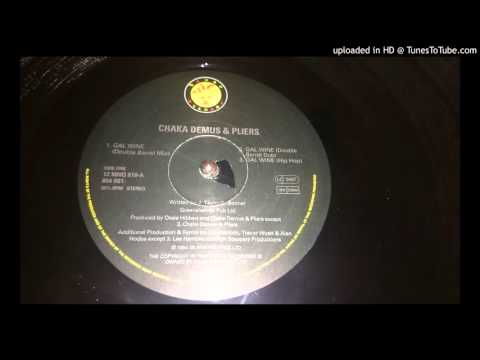 Chaka Demus & Pliers - Gal Wine (Double Barrel Mix) 1994