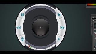 Illustrator Tutorial- Create Vector Audio Speaker