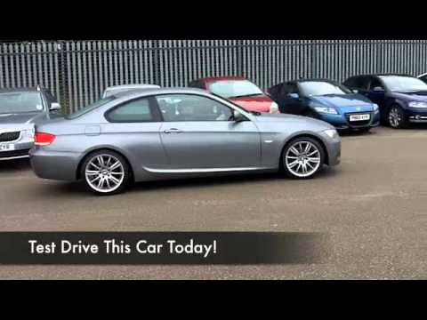 Bmw 3 series coupe 2010 320i m sport 2dr ys59ptz youtube - Bmw 3 series m sport coupe ...