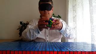 Megaminx BLD 2x2 (#rubikcube)