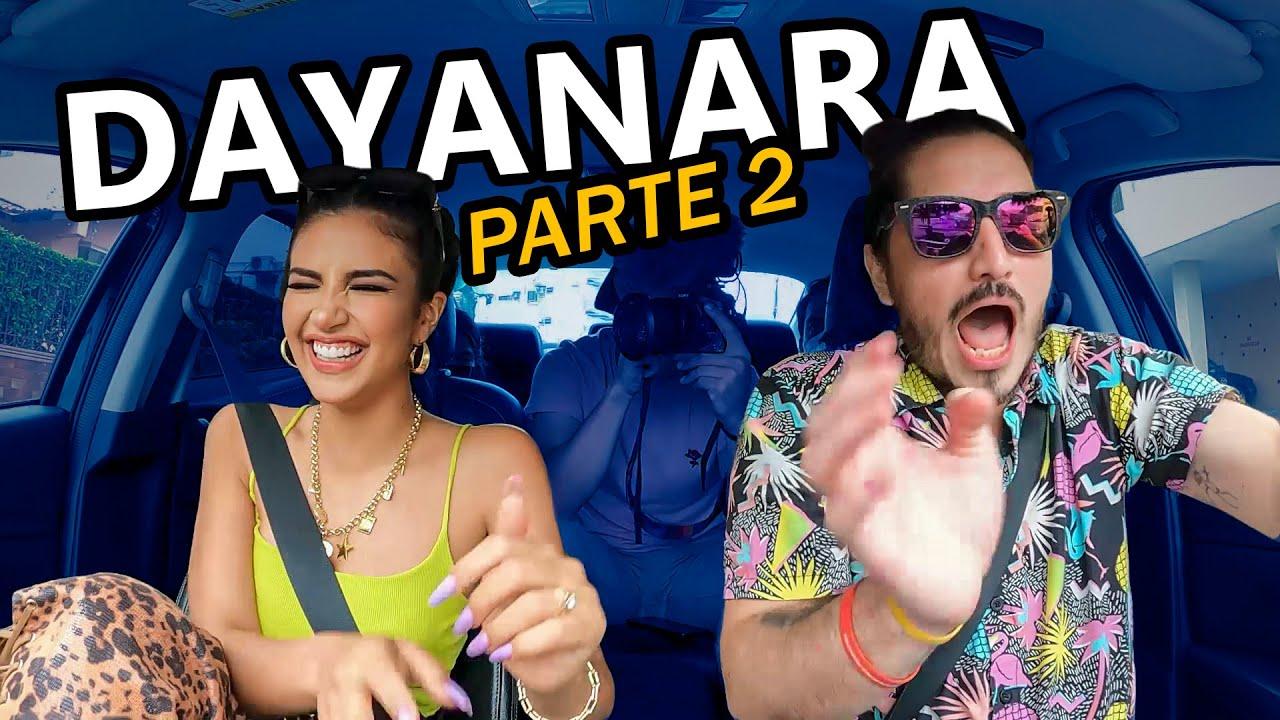Dayanara Peralta en El Carpool de Logan   Segunda Parte   Logan y Logan