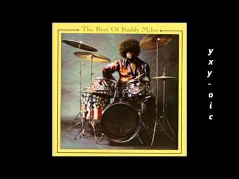 BUDDY MILES - Down By The River (long version) - Lyrics