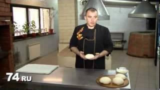 Тандыр  восточная керамическая печь ручной работы..avi