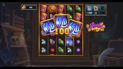 Wizard Shop Bonus Feature  (Push Gaming)
