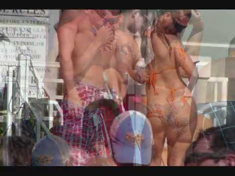 Dantes Pool Party Pre Fantasy Fest 2014 Youtube