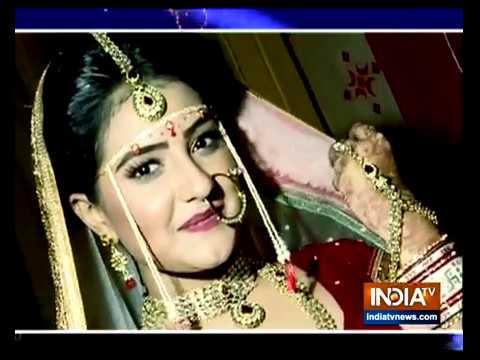 Abhishek And Gayatri's Wedding Look From The Show Bhakarwadi Will Surprise You!