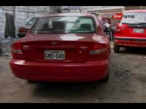 Policía judicial desarticuló banda dedicada al robo de vehículos