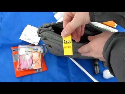 Wilderness Survival Kit Review - PSK for Backpacking and Mountaineering