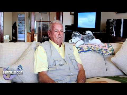 Jack Lightbourn speaks on his Navy Service