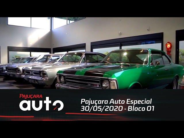 Pajuçara Auto Especial 30/05/2020 - Bloco 01
