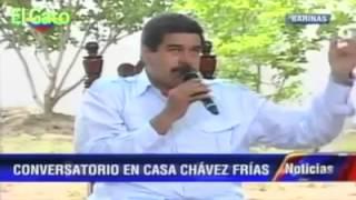 Los top 5 de Nicolas Maduro
