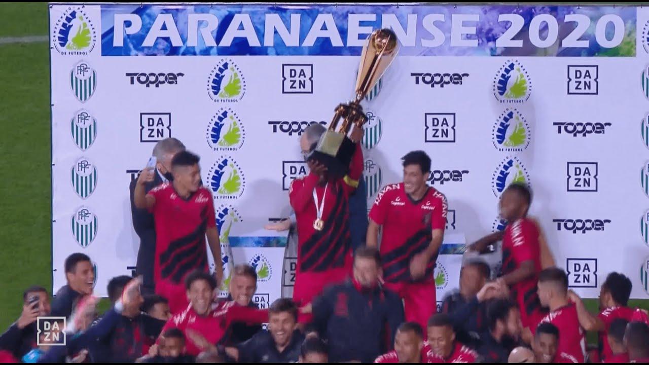 Coritiba 1 x 2 Athletico | Campeonato Paranaense |  Melhores Momentos