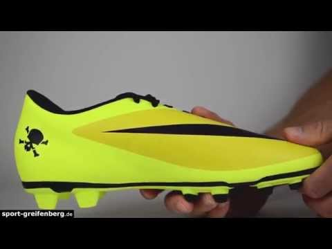f74664cc6 Nike Hypervenom Phade FG - Neymar - Lewandowski - Bewertung - YouTube