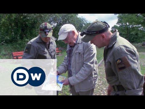 Немецкие кладоискатели в Польше