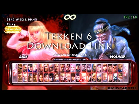 Tekken 6 ppsspp for android apk+data [direct download] youtube.