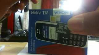 Nokia 112 - Full Review