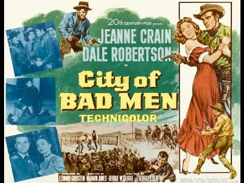 City of Bad Men 1953