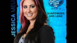 Jessica Meuse - Gunpowder and Lead - Studio Version - American Idol 2014 - Top 7