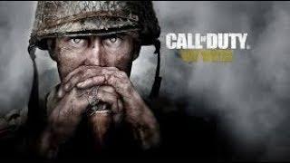 CALL OF DUTY WW2 : INTRO