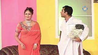 Qaiser Piya and Tahir Noushad New Pakistani Stage Drama Full Comedy Clip