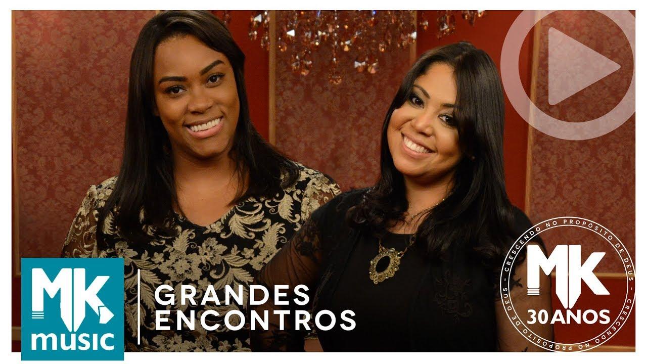 Elaine Martins e Gisele Nascimento - Santificação (Grandes Encontros MK 30 Anos)