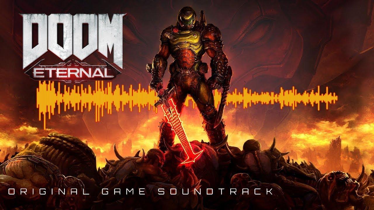 Download DOOM Eternal OST Remastered Version Full Official Soundtrack by Mick Gordon