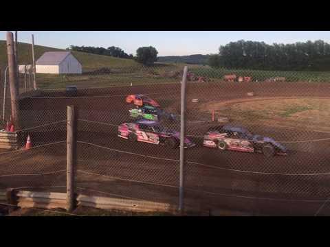 6-30-2018 35 Raceway UMP Modified Heat Races