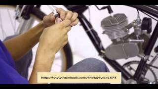 Tutorial de Instalación Kit Motor de bicicleta Motorcycles VM