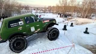 Джип триал 12 2014 Челябинск  Экипаж 5