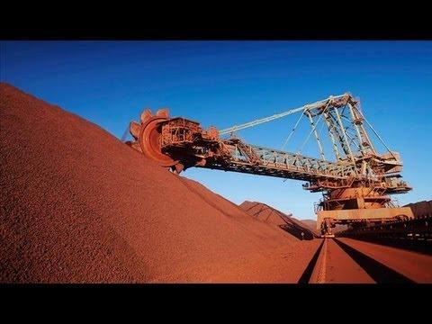 BHP: China Iron Ore Demand 'Flattening Out'