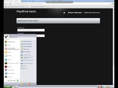 BFH Play4Free Funds Hack Work 100% EN/NL
