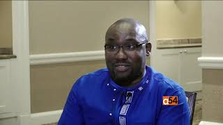 VOA's Peter Clottey's Interview Sierra Leonean President Julius Maada Bio: Part-II