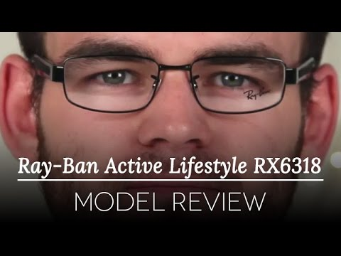 Ray-Ban RX6318 Active Lifestyle Glasses Review