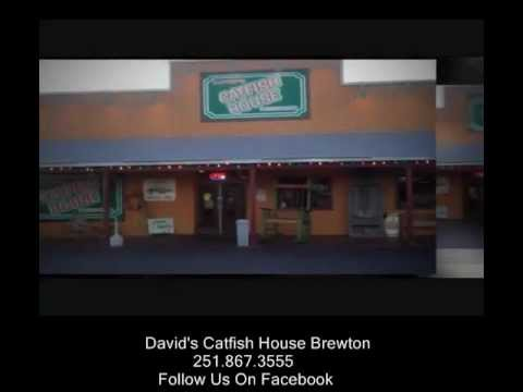 David's Catfish House Restaurant 24 The Trails Brewton Al 251-867-3555