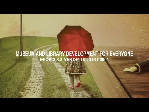 Museum and library development for everyone