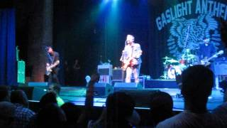 The Gaslight Anthem - Boomboxes and Dictionaries - HD - Huntington, New York @ Paramount 2013 09 08